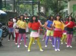 Opening oleh Dance 38 dan paskibra