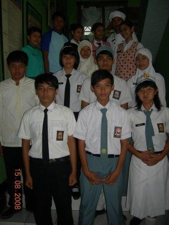 Seragam SMK Negeri 38 Jakarta