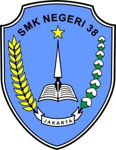 Logo SMKN 38 Jakarta