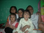 emak, cucu dan aku