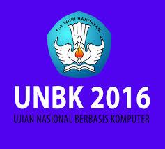 UNBK 2016